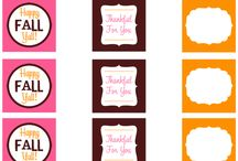 Labels, Tags & Printables