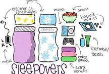 sleepover ideas for teen girls