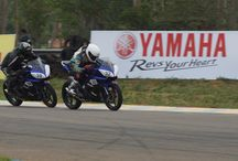 Yamaha YZF-R15 One Make Championship Of 2013