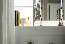 Bathrooms  | Love to Home / Not sure what to do with your bathroom? Well, whether you've a tiny downstairs loo to decorate or a massive master en-suite, you'll find lots of inspiration here.