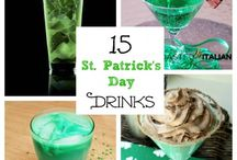 Recipes | St. Patrick's Day Inspired / by Jamie L. Torres