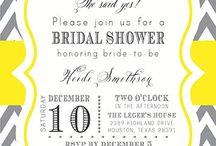 Ash's Bridal Shower