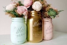 mason jars