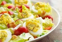 Make Again Please - Salads / Pinterest Blue Ribbons / by Cretha Mathews