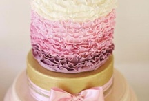 Cakes / Britt's 21st