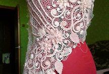 Вышивка, кружево, вязание / embroidery, lace, broderies, irish crochet, romanian lace