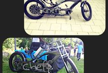 My bicycle / Made electric by me