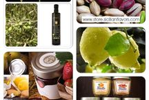 Typical Sicilian Products / Extra Virgin Olive Oil, Wines, Beers, Liquors, Marmalades, Pesto, Spreadable Cremes etc.
