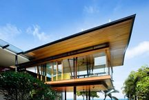 Architecture & Houses / by Amanda Basa