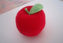 frutas crochet / by anamary