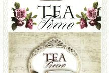 Paper Tea time