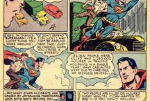 DC PSAs / Public Service Announcements (PSAs) from DC Comics / by GCD