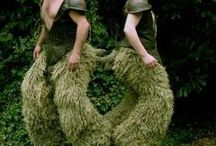 Pan and Satyr Costumes / Inspiration and ideas for making a pan costume