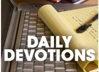 Daily Devotionals / The Word