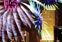 colours of fireworks