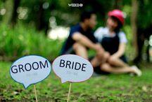 Sugeng & Melatika / Prewedding on Weekend Photography