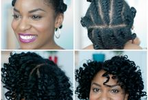 Natural hair & more / by Alicia Gladney