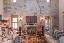 Fredericksburg Rustic Estate by Chas Architects