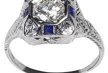 Fine estate jewelry