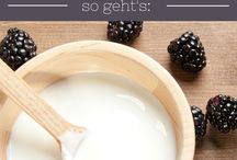 Joghurt Smooties und Co
