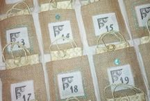 Heirloom Advents / Handmade Advent Calendars to fill with small treasures.
