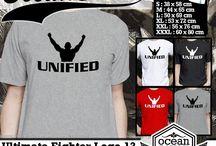 kaos UFC | UFC T-shirt