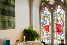 (House Ideas) Bathrooms / The stylish way to blow the stink off. / by Vicky Bell