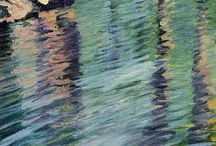 Art - Waterscapes / by Peggy Bousman