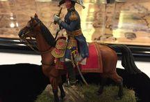 Equestrian Miniatures