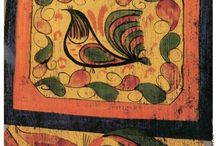 Ракульская роспись (Rakulskaya)