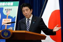 Abe and the Shinzo
