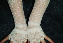 gants lace