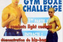 Gym Boxe Challenge / Les 10 premiers galas de boxe pieds poings organisé par le club Gym Boxe Loisirs Fullcontact