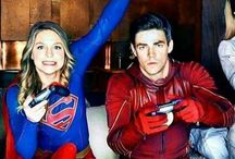 flash/ arrow/ supergirl