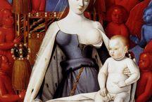 15th century female (női viselet)