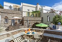 Crossroads Inn / Crossroads Inn | Traditional Lodgings | Tinos | Greece
