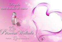 Princesa Wallada by Natalia Torres / Perfume Princesa Wallada