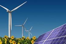 energía renovable / by Mitre y el campo