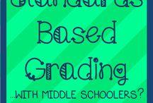 Standards Based Grading / by Heather Jones