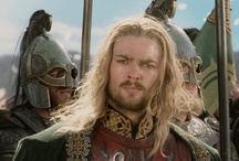 Éomer, Marshal of the Riddermark. / Everyone says Faramir is the most under-appreciated character in Lord of the Rings, but I think a good case can be made for Éomer as well. Comment on one of my pins if you'd like invited.