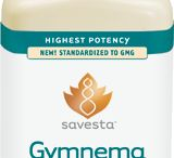 "Gymnema by Savesta / Millions of Americans have difficulty maintaining stable blood sugar levels that are already within the normal range.1 The herb Gymnema (Gymnema sylvestre) is traditionally known as ""gurmar"", meaning the sugar destroyer."