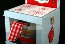 cupcake & party boxes