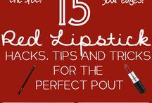 Lip love / Lipstick trend and inspiration