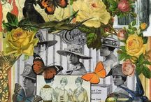 Art - My Collage Art / Collages that I've created :)