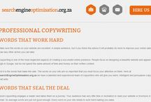 SEO Copywriting for copy that grabs attention & delivers results!