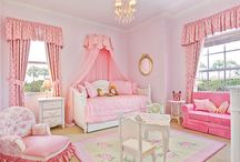 Lil Princess Bedroom / by Leah O
