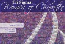 Great read: The Triangle / by Sigma Sigma Sigma National Sorority