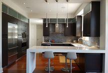 Toronto Maya Kitchen / Custom kitchen designed for a client in Toronto
