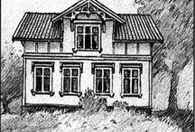 Tegninger sveitserhus