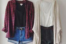 outfits/ vestiti